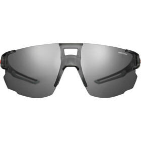 Julbo Aerospeed Segment Light Red Sonnenbrille black/grey